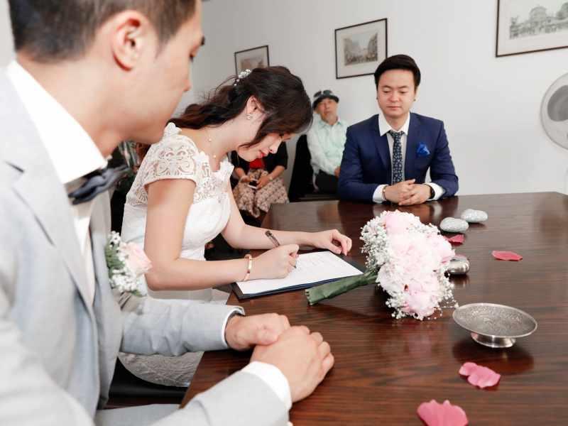 Dịch công chứng chứng nhận kết hôn
